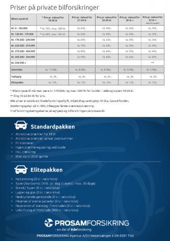 DBR Bilforsikring | Dansk Bilbrancheråd